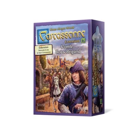 Carcassonne 9e - Extension: Moutons et collines