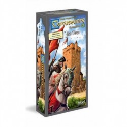 Carcassonne 6e - Extension: Comte, Roi & Brigand