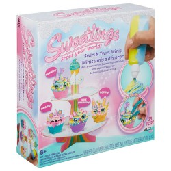 Alex D.I.Y - Sweetlings - Swirl & Twirl mini friends
