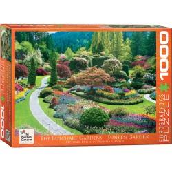 Eurographics - Sunken Garden - Butchart Garden - 0700