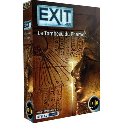 Exit - Le jeu - Le Laboratoire Secret - Iello