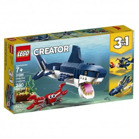 LEGO 31088 - Creator - Les créatures marines