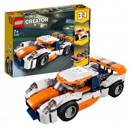 LEGO 31088 - Creator - La voiture de course