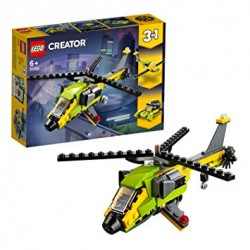 LEGO 31092 - Creator - L'aventure en hélicoptère