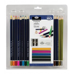 Sketching - Art Set - Royal & Langnickel RART-200