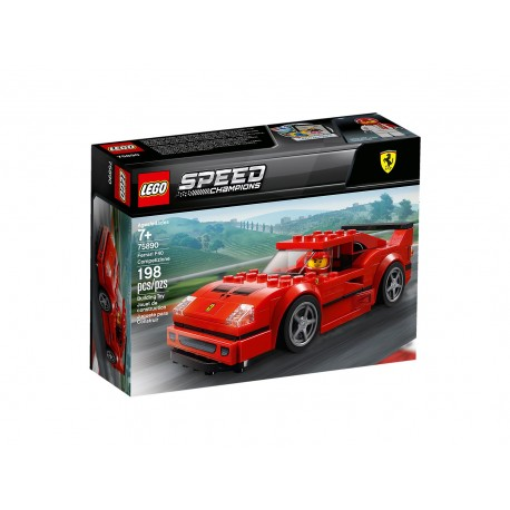 Lego 75888 - Speed Champions - Porsche 911 RSR et 911 Turbo 3.0