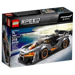 Lego 75891 - Speed Champions - La voiture de course Chevrolet Camaro ZL1