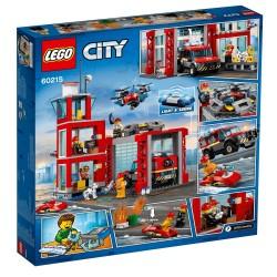LEGO 60215 - City - La caserne de pompiers