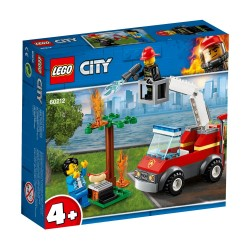 LEGO 60212 - City - Barbecue Burnt Out
