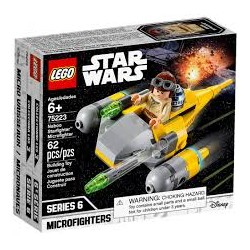 LEGO 75223 - Microvaisseaux : Chasseur Naboo