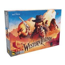 Western Legends - Matagot