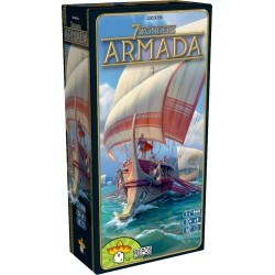 7 Wonders - Extension: Armada - Repos production