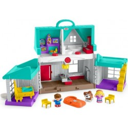 Fisher-Price FNG60 - Little People - Ferme Soin des Animaux