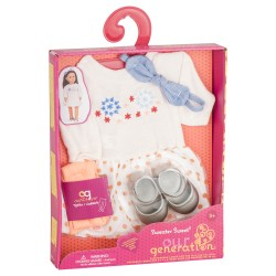 Our Generation 30121 - Deluxe Outfit - Ready to Ride