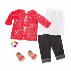 Our Generation 30315 - Sweater Sweet outfit