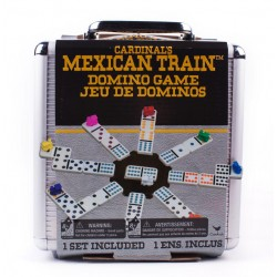 Dominos Train Mexicain - Double 12