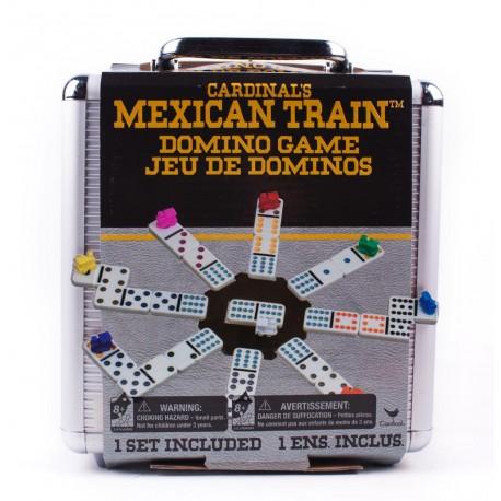 Dominos Train Mexicain - Double 12