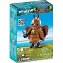 Playmobil 70044 - Dreamworks - Dragons - Varek en combinaison de vol