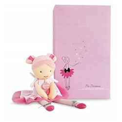 Doudou et Compagnie 3133 - Demoiselle Pretty - Lollipop