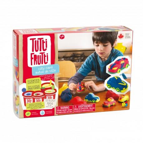 Tutti Frutti™ 15070 - 3 pots scintillants et moules