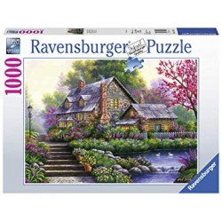 Ravensburger 15184 - Cottage Romantique
