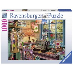 Ravensburger 19892 - The Sweing Shed