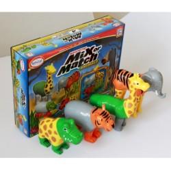 Mix Or Match - Jungle Animals