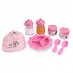 Melissa & Doug - Baby Food and Bottle Set
