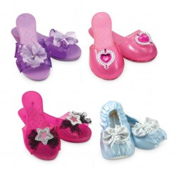 Melissa & Doug - Step in Style Dress-Up Shoes