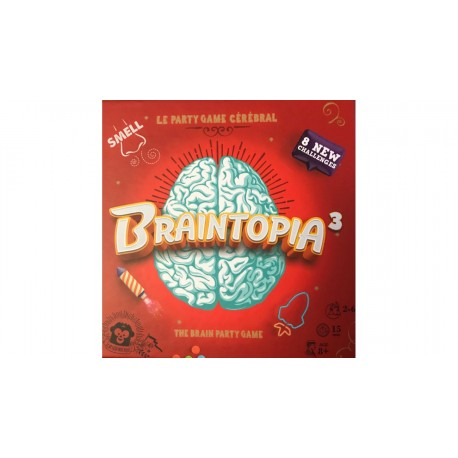 Braintopia 3 - Captain Macaque