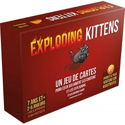 Exploding Kittens - V.F.