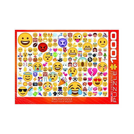 Eurographics - Emojipuzzle What's your Mood? - 0816
