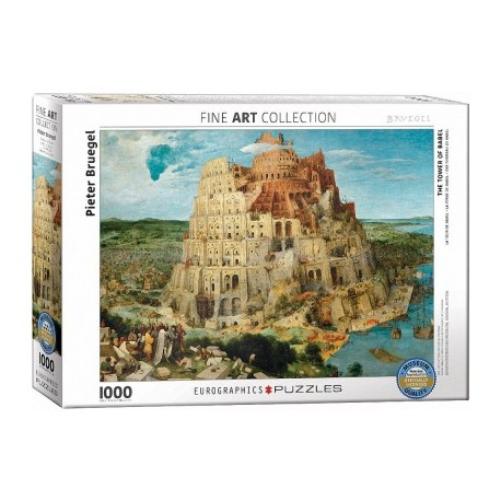 Eurographics - The Tower of Babel - 0837