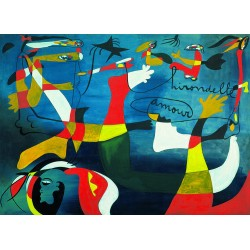 Eurographics - Swallow Love by Joan Miro - 0859