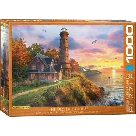 Eurographics - The Old Lighthouse - 0965