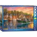 Eurographics - Harbor Sunset - 0969