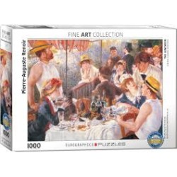 Eurographics - The Luncheon by Renoir - 2031