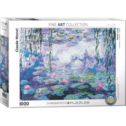Eurographics - Waterlilies by Claude Monet - 4366