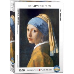 Eurographics - Girl with the Pearl Earring - 5158