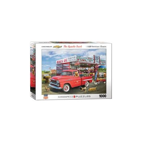 Eurographics - 1959 Chevrolet Apache-Giordano - 5337