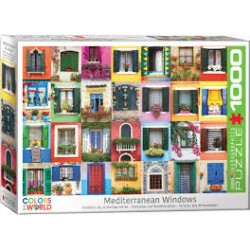 Eurographics - Mediterranean Windows - 5350