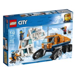 Lego 60194 - Arctic Scout Truck