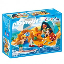 Playmobil 9425 - Family Beach Day