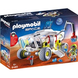 Playmobil 9489 -Mars Research Vehicle