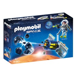 Playmobil 9490 - Satellite Meteoroid Laser