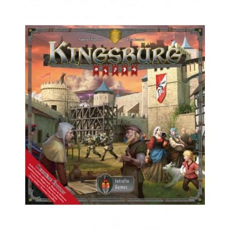 Kingsburg - 2E Édition