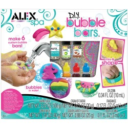 Alex Spa - D.I.Y. Bubble Bars