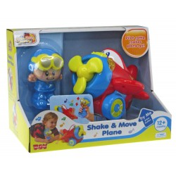 Little Learner - Shake'n move Plane