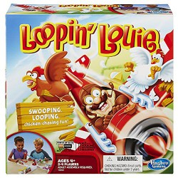 Jeu Loopin Louie Bilingue - Hasbro
