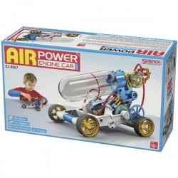 Air Power Engine Car Set